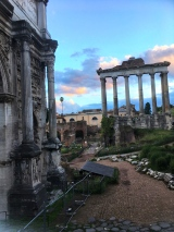 Rome temples